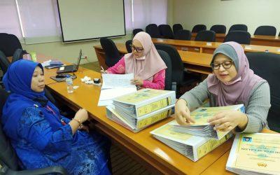 Lawatan Verifikasi Portfolio Dan Penilaian Akhir Bagi Program Persijilan Kemahiran Malaysia