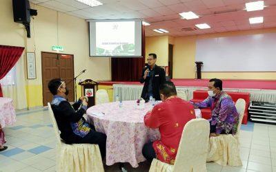 Program Sembang Santai Pengurus Bahagian Pembangunan Insan (BPI) MAIWP bersama Staf Institut Kemahiran Baitulmal (IKB)
